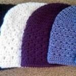 Charity Crochet Hat…