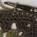 Beatrice Ryan Designs Crochet-A-Long Afghan… Week 3