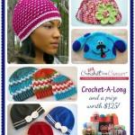 Crochet For Cancer CAL… Amazing Grace Remix…
