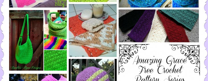 Monday Makings… A new look and lots of crochet coming you way!!