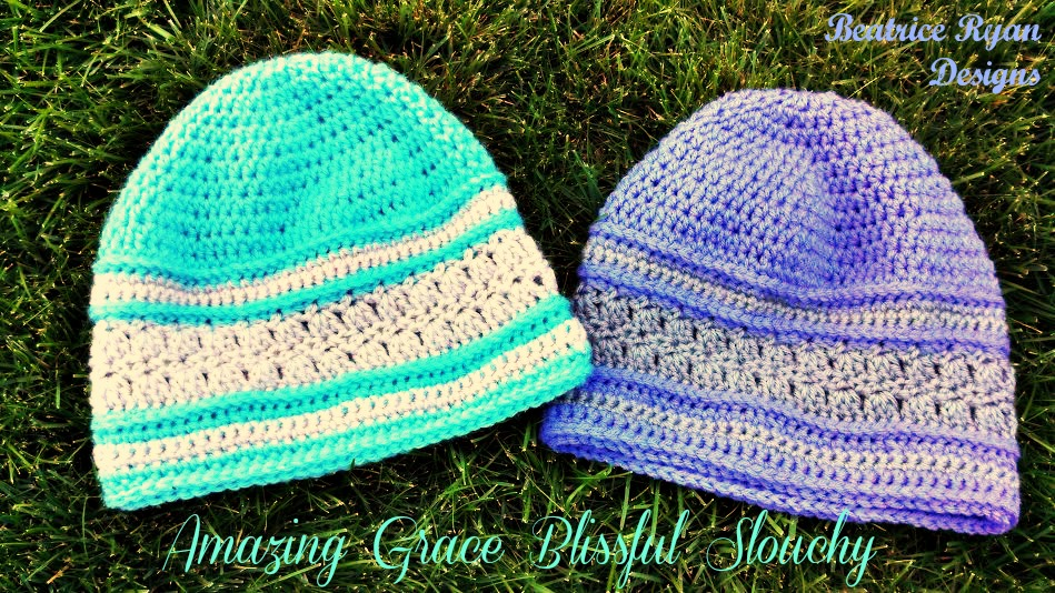 Amazing Grace Blissful Slouchy Hats